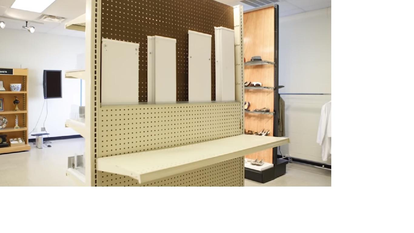 Smart Shelf
